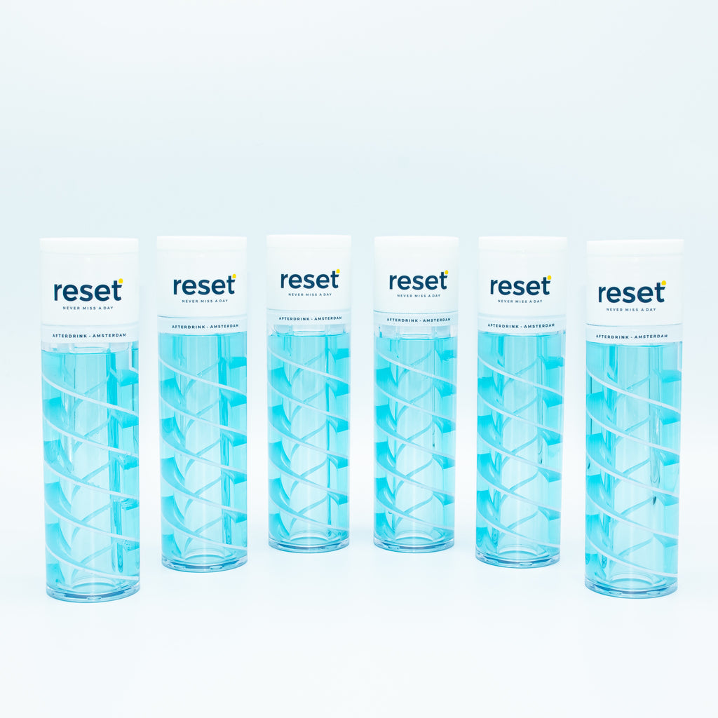 Reset AfterDrink | 6-Pack (5+1)