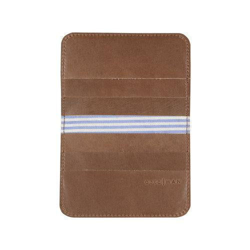 Card Holder - Tan Original Bifold