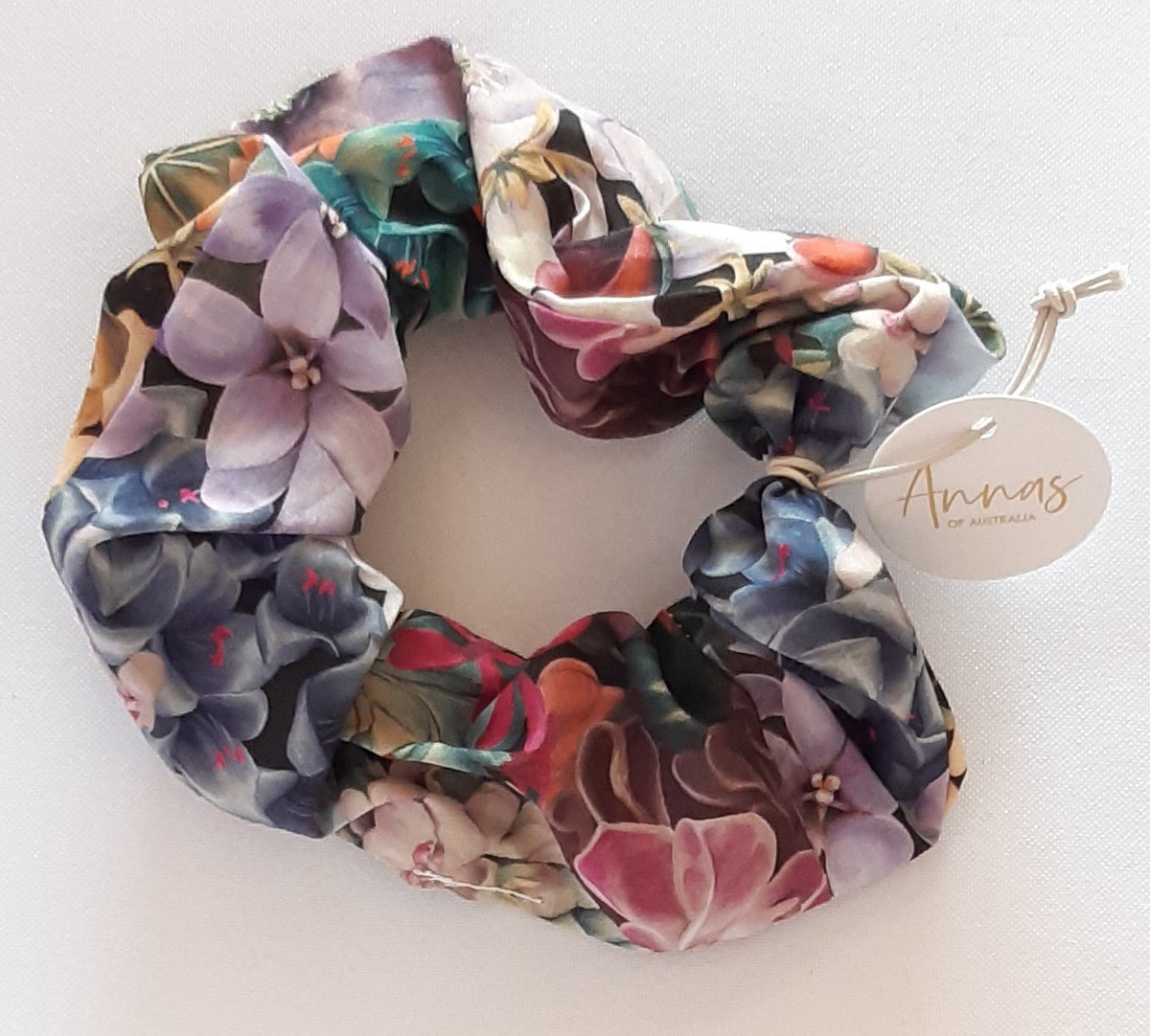 Liberty Print Scrunchie - Bouquet