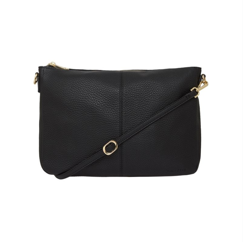 Bowery Soft Shoulder - Bag Black