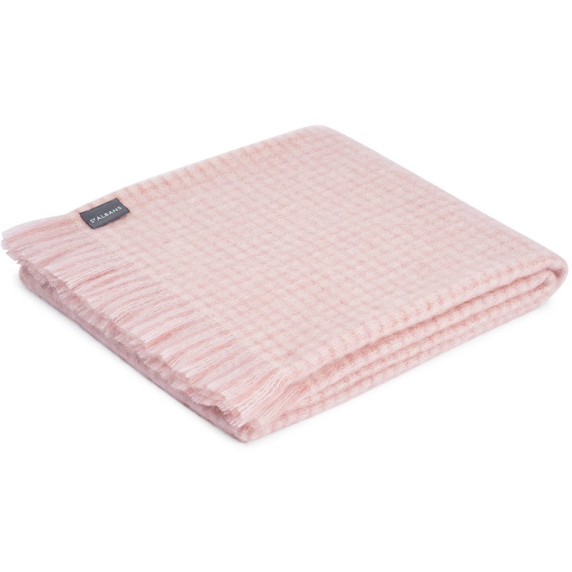 Mohair Shelly Throw