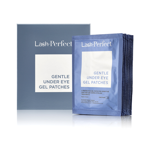 Gel patches - Sensitive skin 12pc