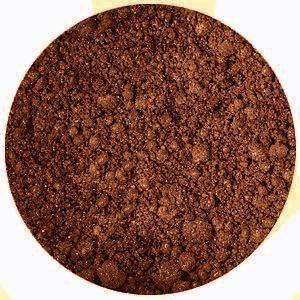 Mineral Powder Foundation - Dark Skin - Olympia