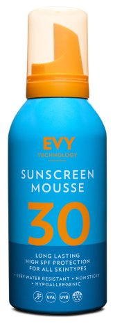 EVY Sunscreen Mousse SPF30 150 ml