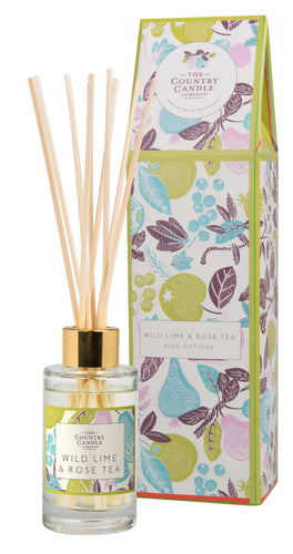 Fragrant Orchard - Wild Lime & Rose Tea