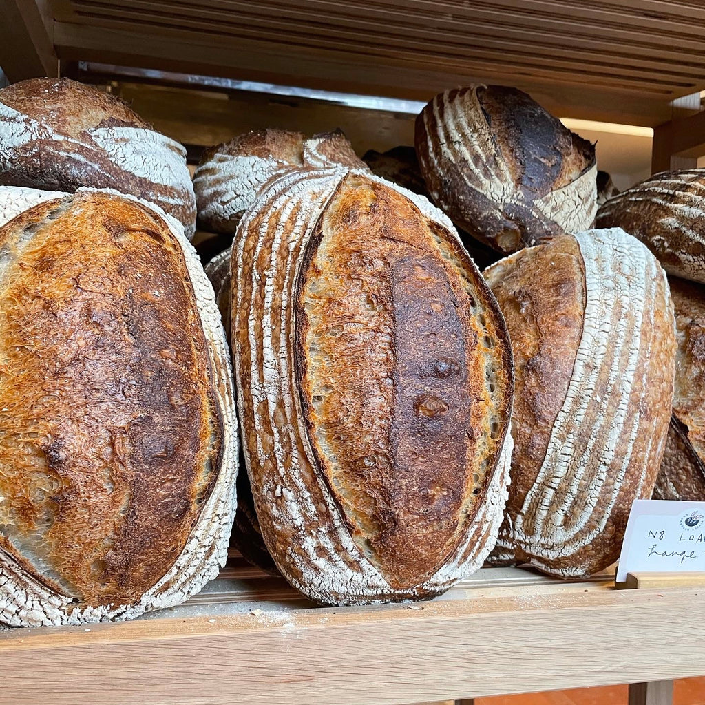 The N8 Sourdough