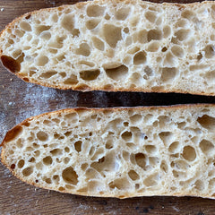 Sourdough Skills Series: baguettes