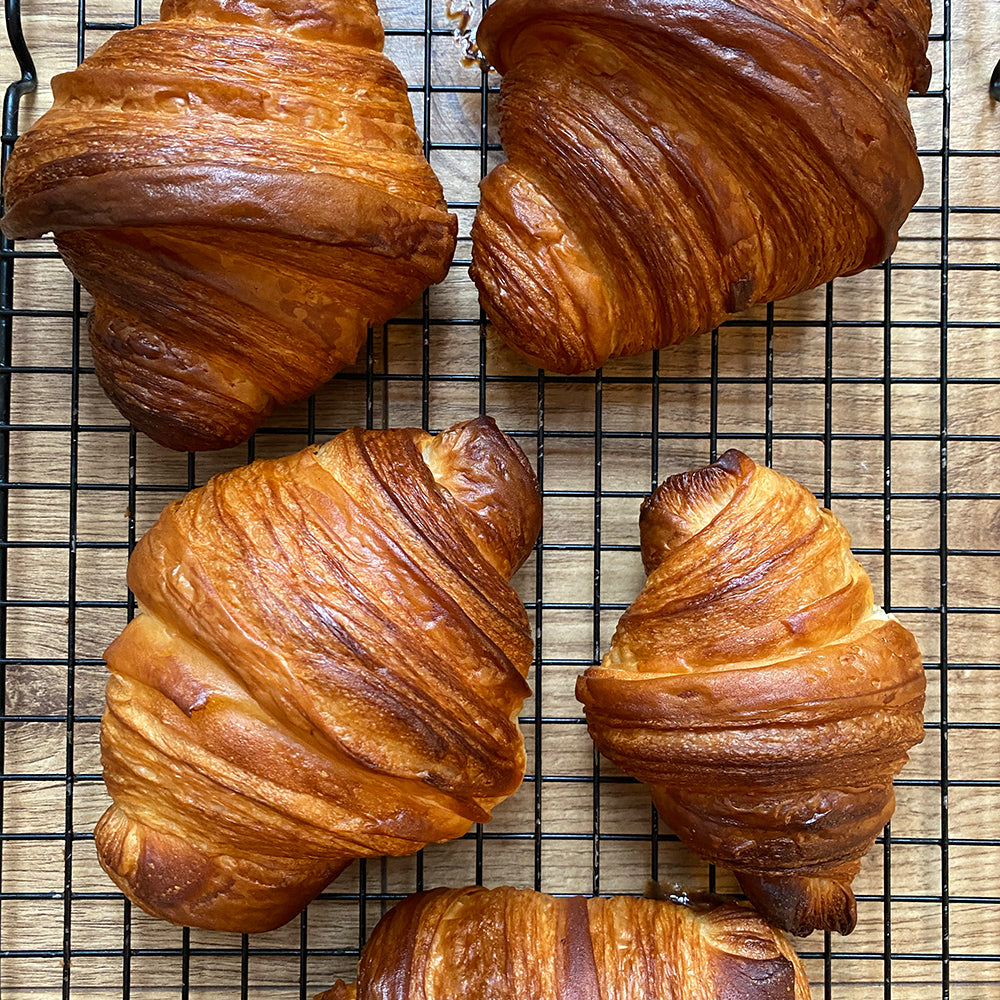 Croissants Like A Pro: online beginners course