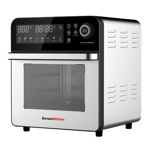 Bonsenkitchen Air Fryer Toaster Oven