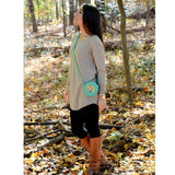 Tiwa Crossbody - Green Elephant