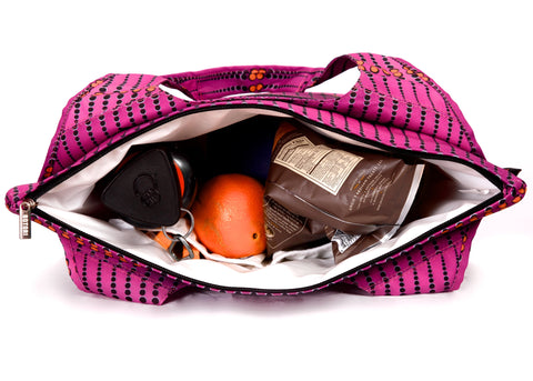 Root Catalog > HOB Store > Collection > Work, Play & Travel  > Lunch Bags > Tima Large Lunch Bag