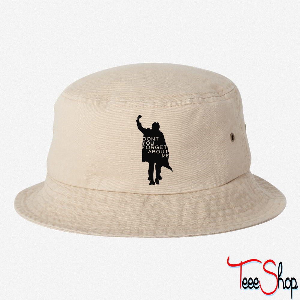Don't You Forget About Me bucket hat