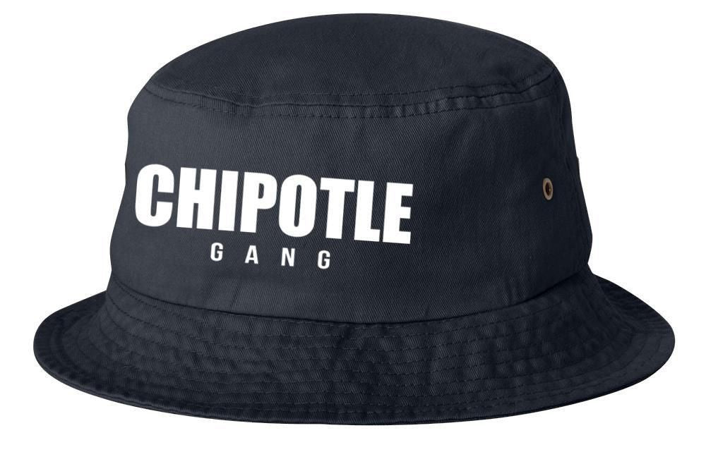 CHIPOTLE GANG  BUCKET HAT