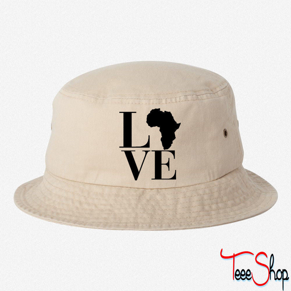 love africa BUCKET HAT