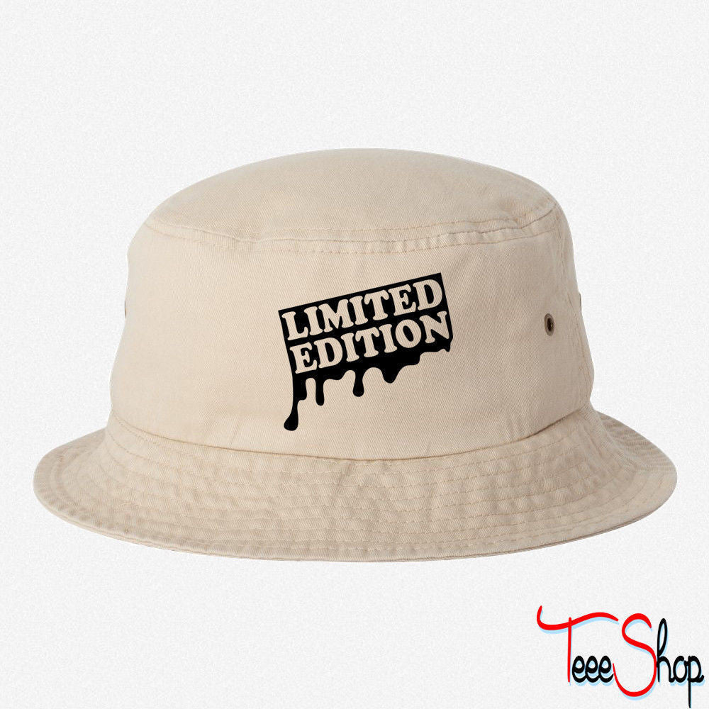limited edition graffiti bucket hat