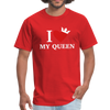 MY QUUEN Men's T-Shirt - red