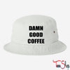 DAMN GOOD COFFEE BUCKET HAT
