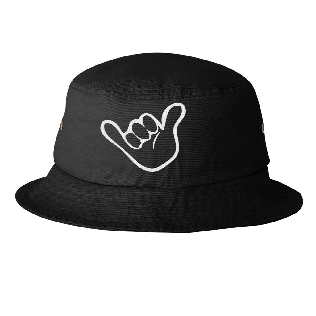 HAND LOOSE BUCKET HAT