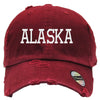 Alaska Distressed Baseball