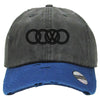 audi dope Distressed Baseball