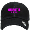 CHIPOTLE GANG Embroidered Distressed Baseball hat