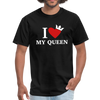 MY QUUEN Men's T-Shirt - black