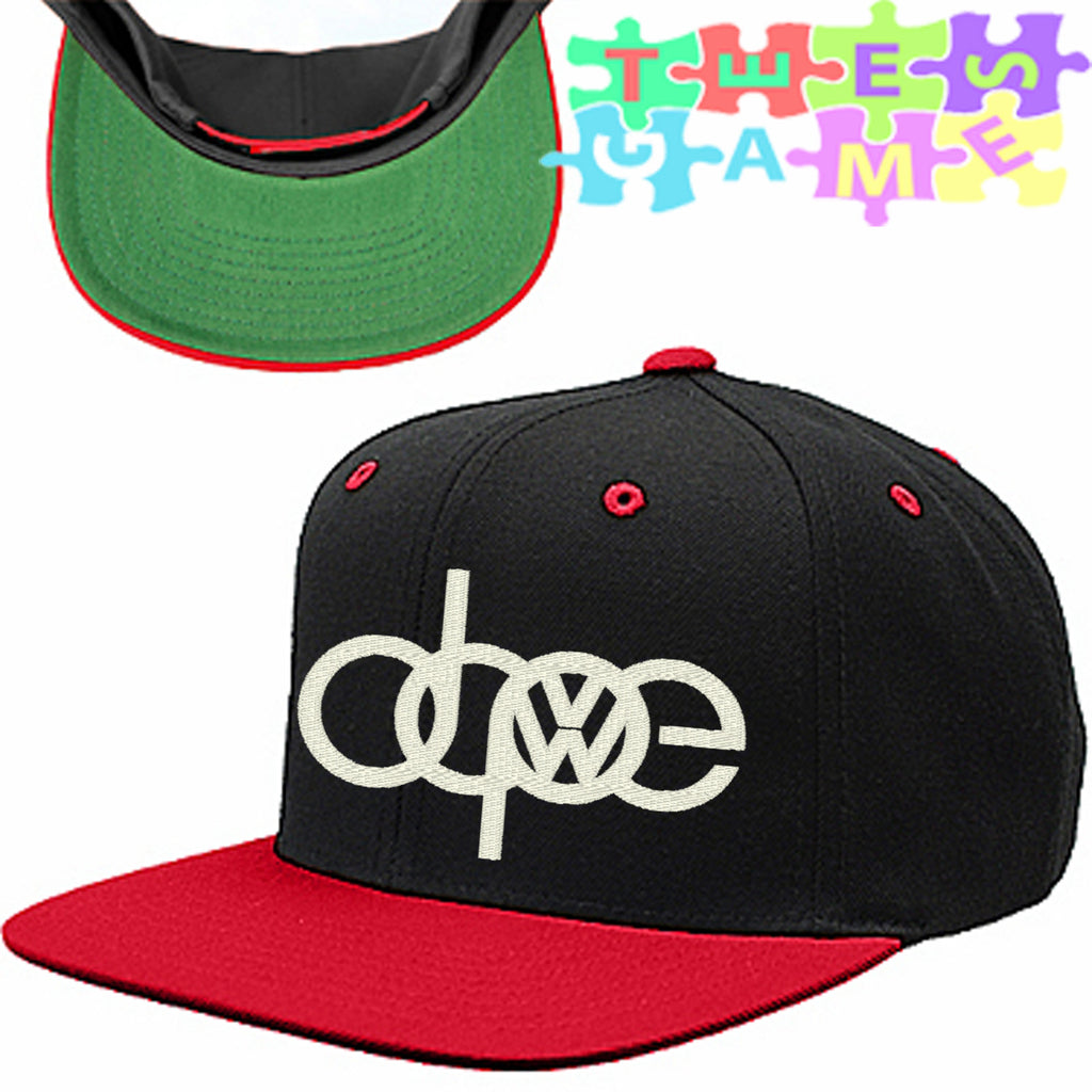 3313aede873a3 vw dope SNAPBACK HAT