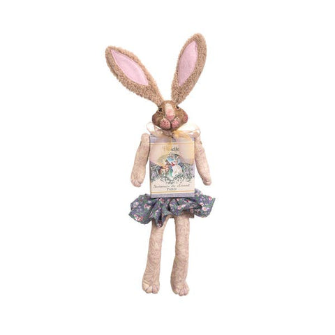 Viola French Soap Rabbit by Florence Lea