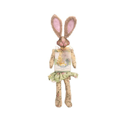 Lily French Soap Rabbit by Florence Lea