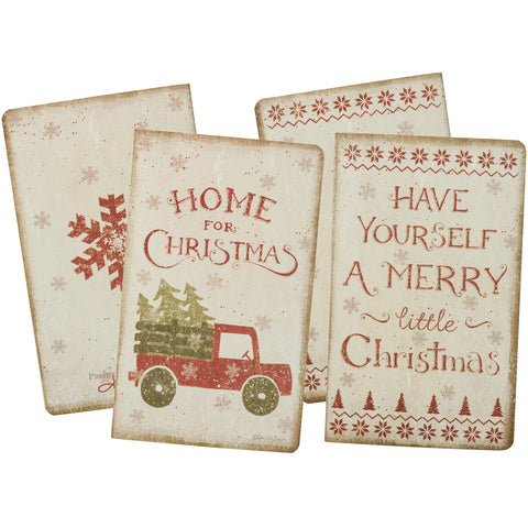 Home For Christmas Notebook Set