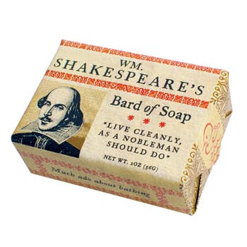 Shakespeare's Bard of Soap