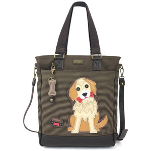 GOLDEN RETRIEVER - WORK TOTE
