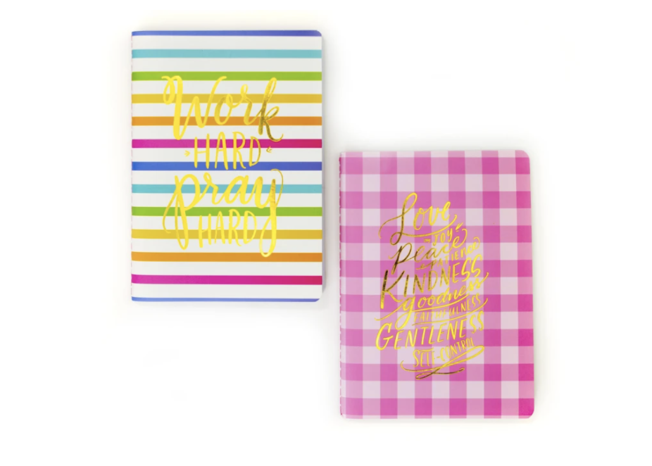 Fruits of the Spirit Prayer Notebook Set