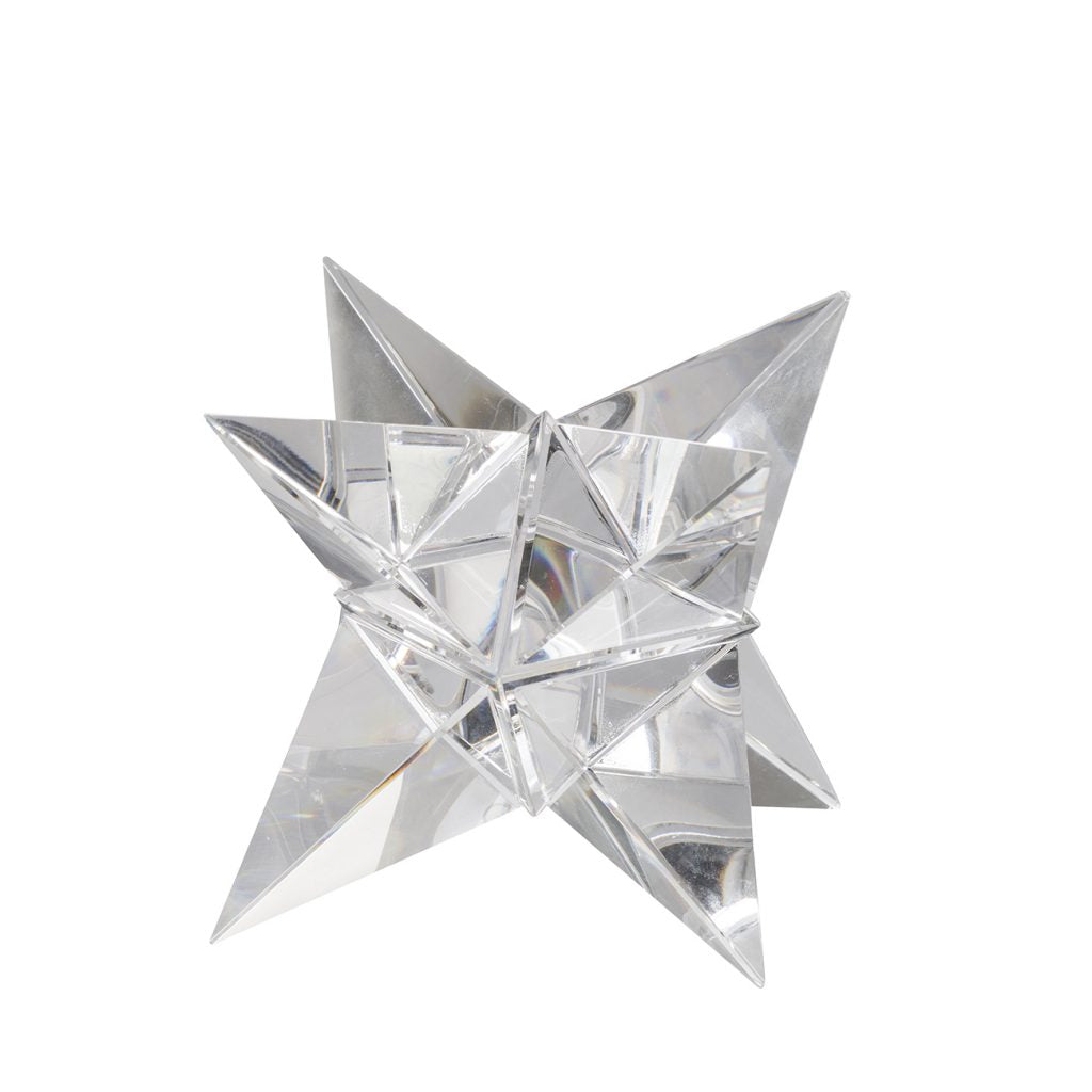 Large Crystal Star