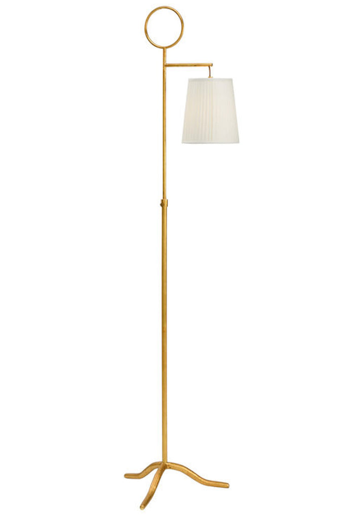 Charlotte Floor Lamp - Gold