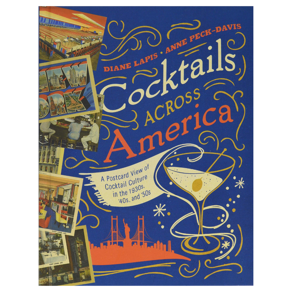 Cocktails Across America Book