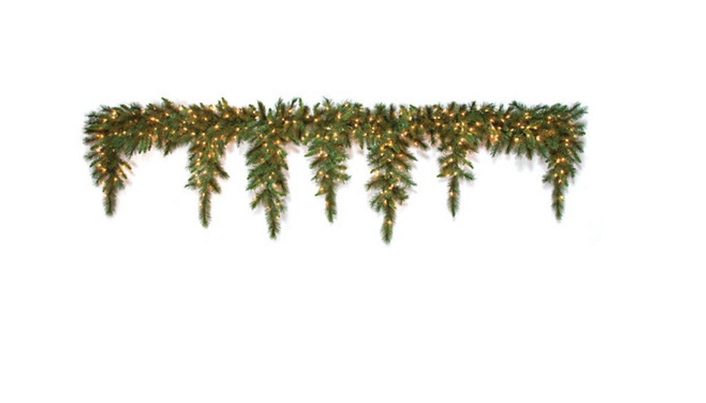 "80"" Icicle Garland"