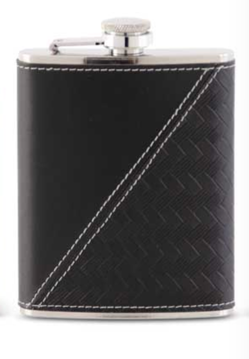 Assorted Leather Flasks - 2