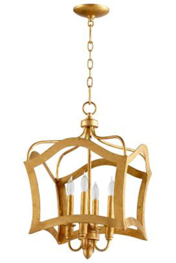 MILAN FOUR LIGHT PENDANT