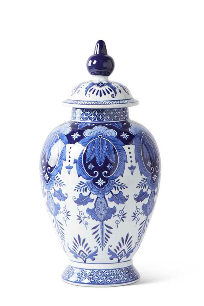 "20.5"" Chinoiserie Ginger Jar"