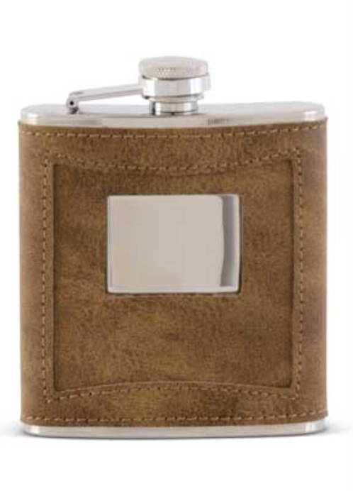 Leather Flasks - 3