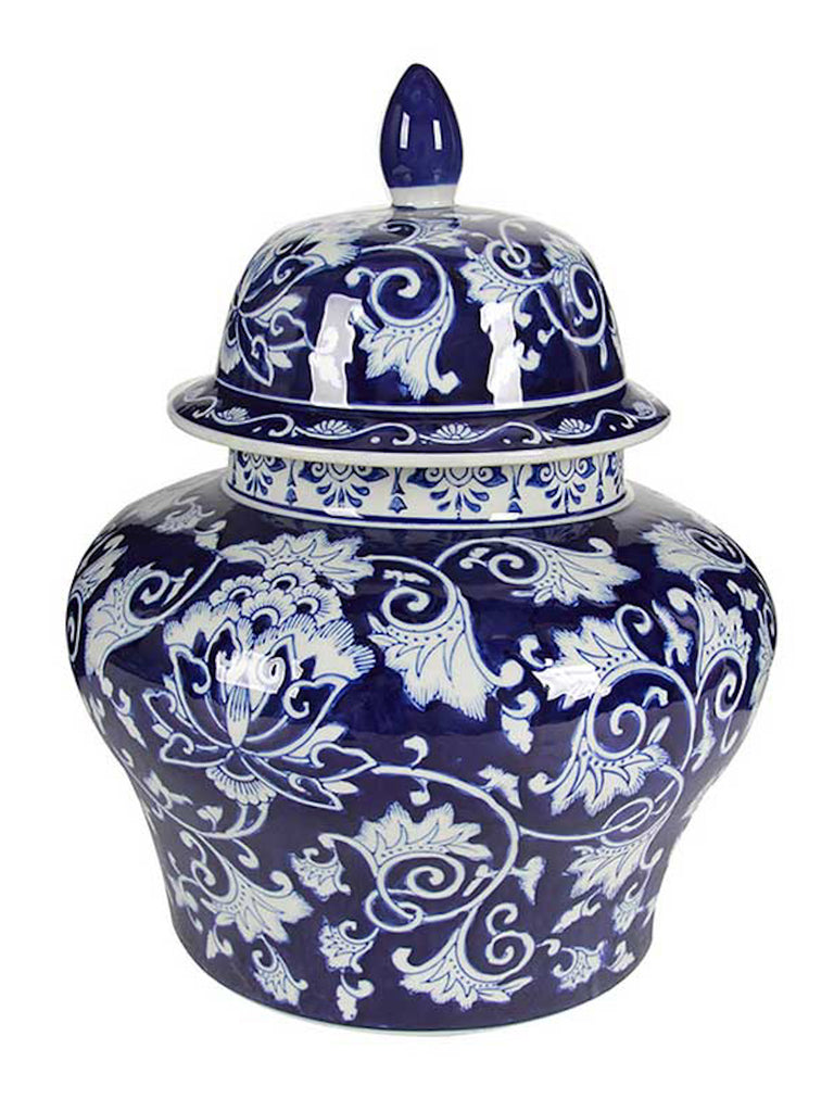 Aline Large Ginger Jar
