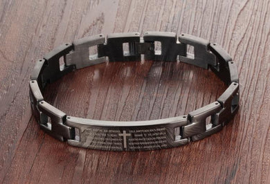 Kieran Cross Bracelet
