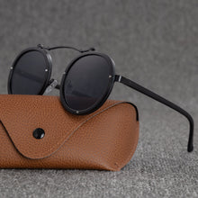 Load image into Gallery viewer, Caleb Steampunk Sunglasses