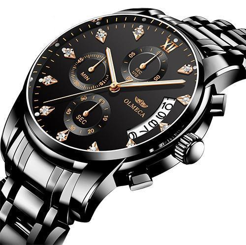 Wesley Chronograph Watch