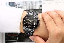 Load image into Gallery viewer, Wesley Chronograph Watch