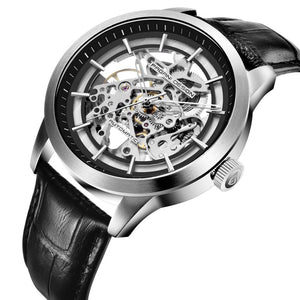 Brantley Skeleton Watch