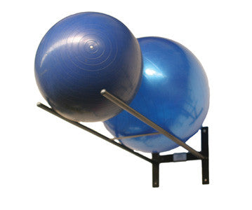 Double Fitball Wall Stand