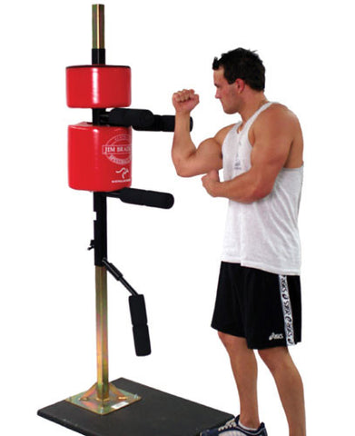 Portable Fitness Equipment Jim Bradley