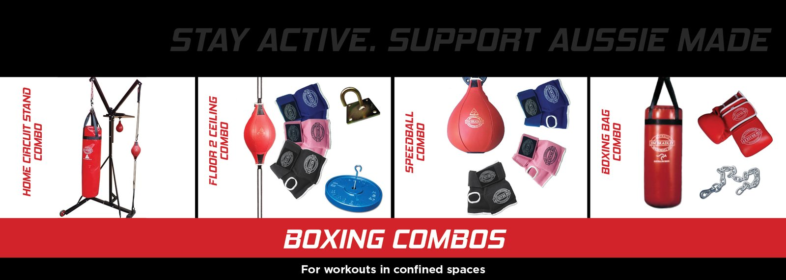 Australian Made Boxing Bags